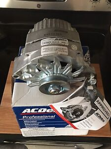 AC Delco New reman. Alternator