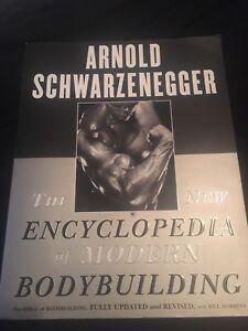 Schwarzenegger bible of Body building.