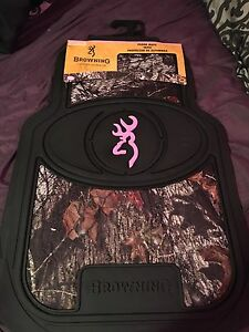 Browning floor mats