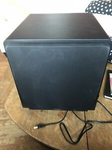 Home Theater Subwoofer Dual 12""