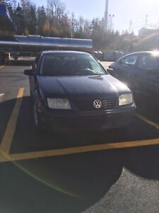 2001 Jetta 1.8 turbo