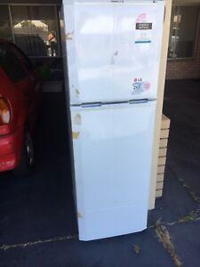 Fridge not working, freezer fine