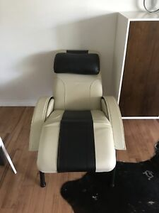 Leather Reclining Chair FOR SALE
