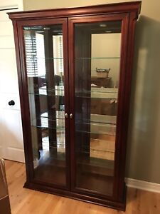 Large Display Cabinet / china Hutch