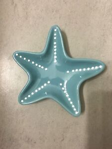 Thirty One starfish keepsake tray