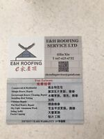 Roofing company, 4164731528 Free Estimate
