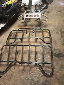 Back , Front Rack and Bumper ATV