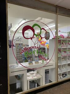 Start up Balloon and party business for sale
