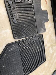 Ford Fusion rubber mats