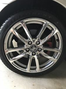 "19 "" wheels Glenmore Park Penrith Area Preview"