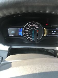 For sale 2013 Ford edge