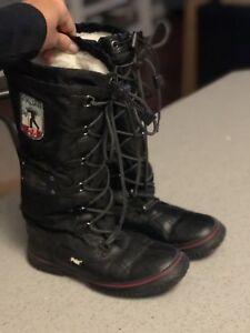 Women's pajar boots