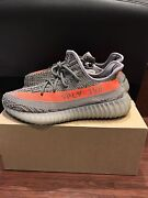 Adidas yeezy 350 V2 OG beluga US8.5 with receipt from wood wood Armadale Stonnington Area Preview