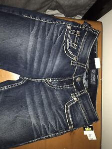 Silver Jeans Slim & Silver Jeans Boot Cut