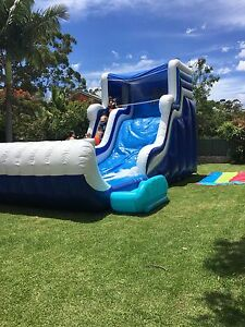 Try our amazing wet/dry slide, only $300 for the day. Cranebrook Penrith Area Preview