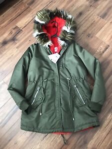 Guess coat size small brand new with tags
