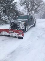 Snow removal in the grimsby beamsville smithville areas