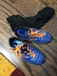 Size 12 kids outdoor soccer cleats
