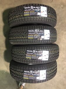 NEW WINTER TIRES 225/65/r17