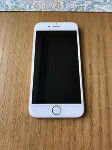 64g Gold iPhone 6 - less than a year old