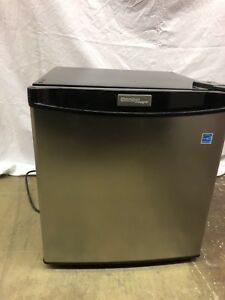 Danby stainless fridge small refrigerator