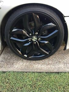 Holden rims Rutherford Maitland Area Preview