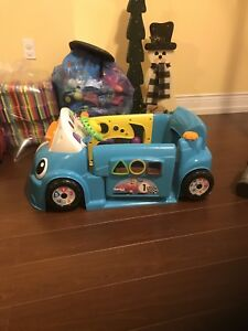 Little Tikes Learning Car