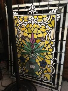 Stained Glass Windows and Lamps
