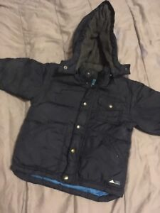 Baby girl winter jacket size 3 years