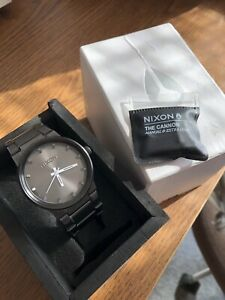 NIXON WATCH (The Cannon)
