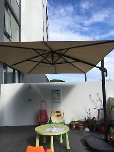 Garden Umbrella Parasol IKEA Seglaro And Svarta