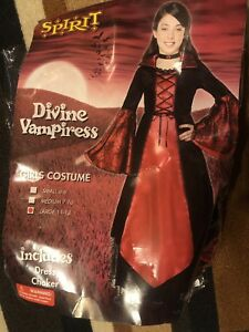 Divine Vamperess Halloween Costume