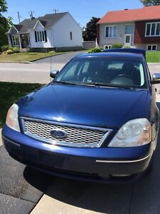 Ford five hundred 2004 limited 2005