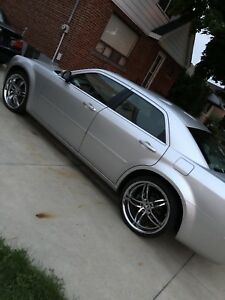 "22"" inch Rims chrysler / charger/ challenger"
