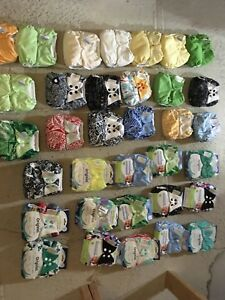 Bumgenius couche lavable / cloth diaper