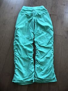 Ivivva sz 6 Lined Live to Move Pants