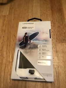 Lifeproof Nuud Case (White) for IPhone 8 Plus