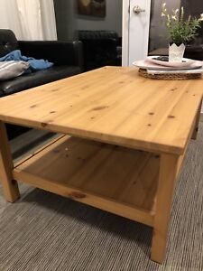 Table basse IKEA collection HEMNES
