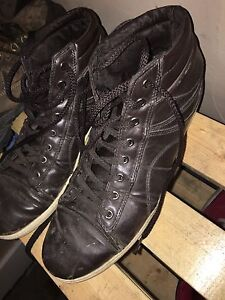 Leather shoes size10.5