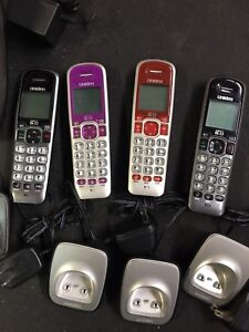 Uniden cordless phones with answering service