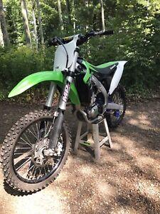 2015 Kawasaki kx450