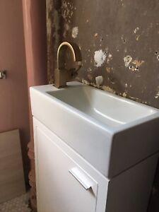 Slim sink (sink only)