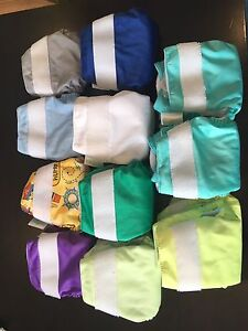 Bumgenius all in one newborn cloth diapers