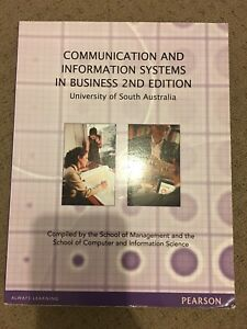 Communication and Information systems in Business 2nd Edition
