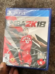 Brand New NBA 2k18 for Sale! Never opened