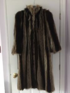 Fur Coat Racoon Bedford 9024884723
