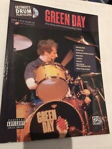 SELLING GREEN DAY DRUM BOOK!