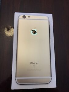 Mint condition UNLOCKED IPhone 6s Gold 64 GB