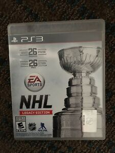 NHL Legends Edition PS3