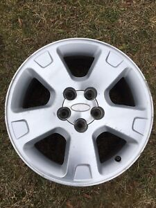 """4 mags 17"""" OEM FORD FREESTYLE"""
